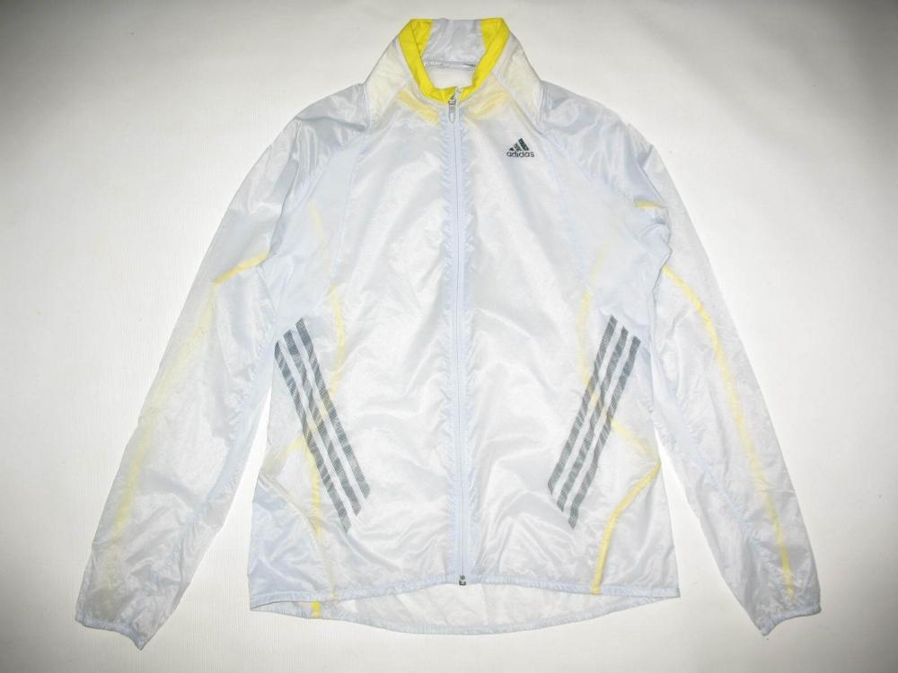 Куртка ADIDAS Adizero Climaproof jacket lady (размер M) - 1