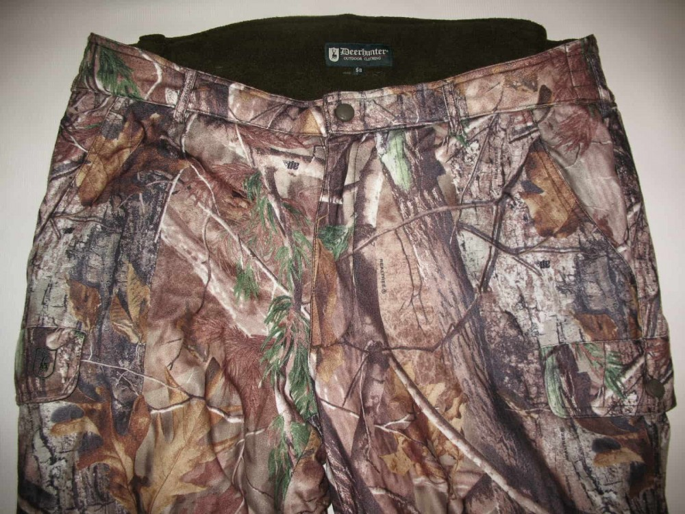 Штаны DEERHUNTER rusky winter hunting pants (размер 58/XXL) - 5
