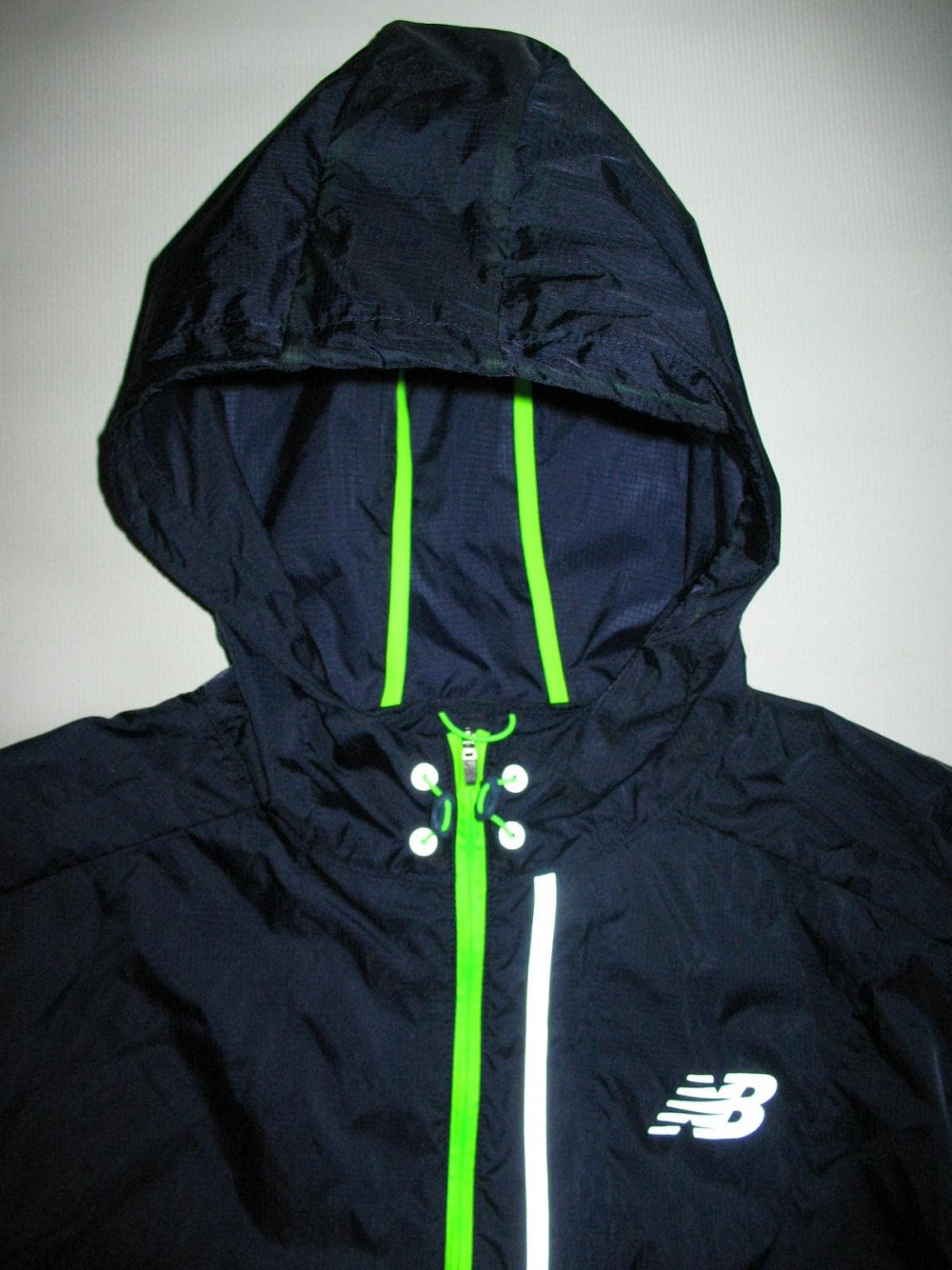 Куртка NEW BALANCE lite packable jacket (размер M/L) - 3