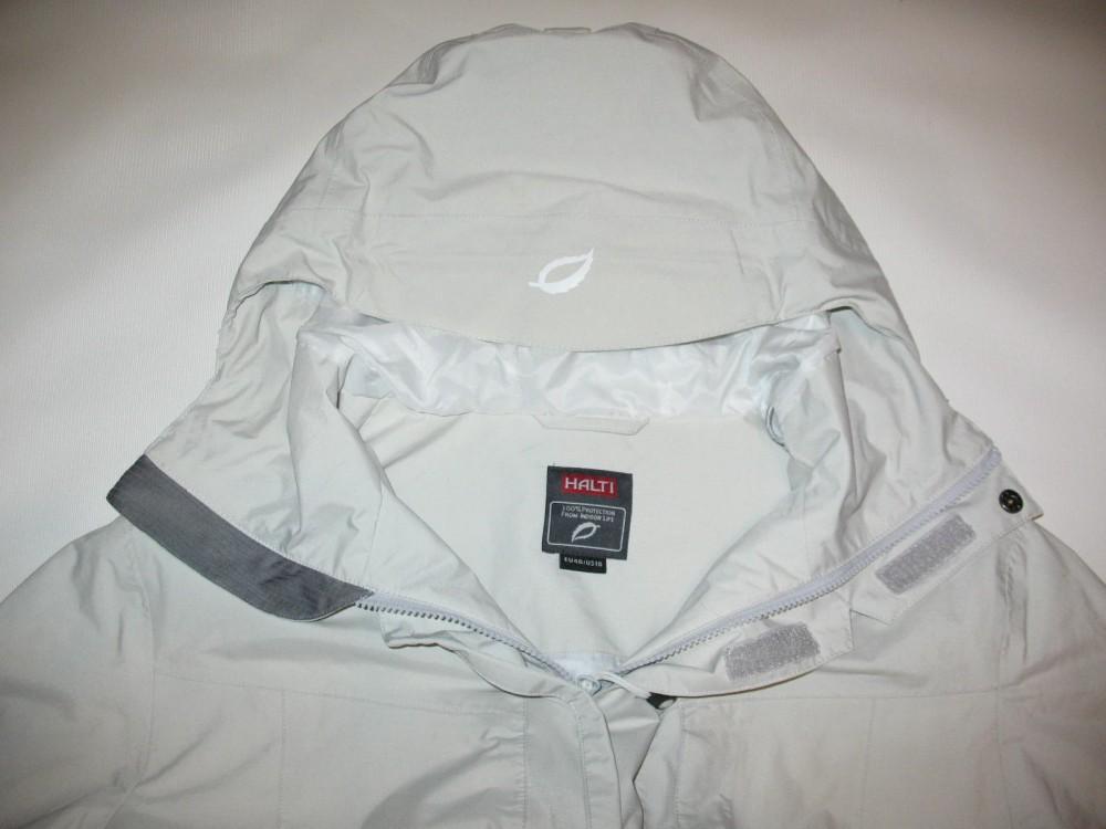 Куртка HALTI drymaxx ski jacket lady (размер L/M) - 6