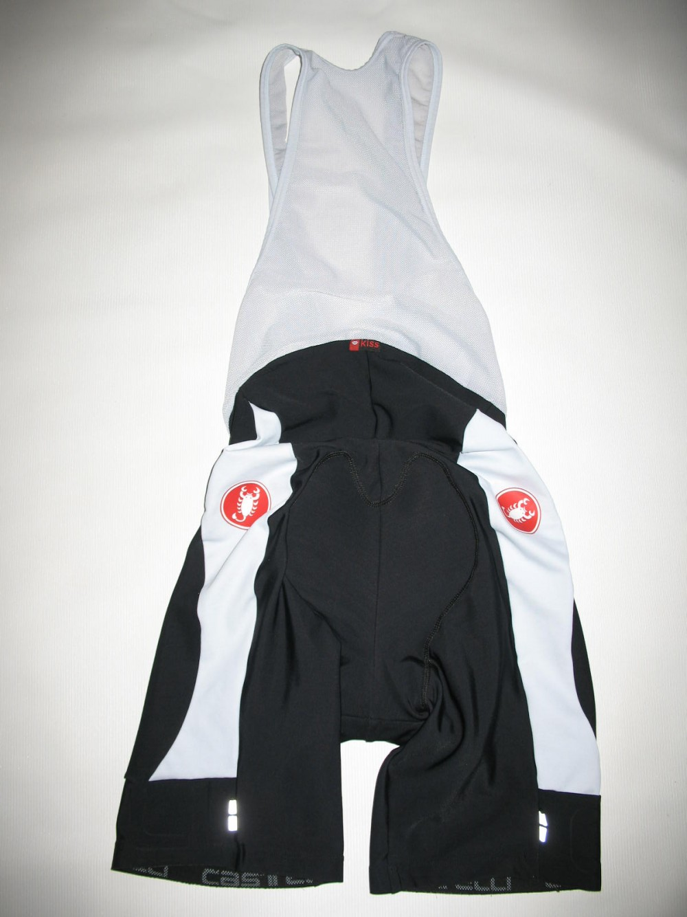Велошорты CASTELLI kiss cycling bib shorts lady (размер XXL(реально L/M)) - 1