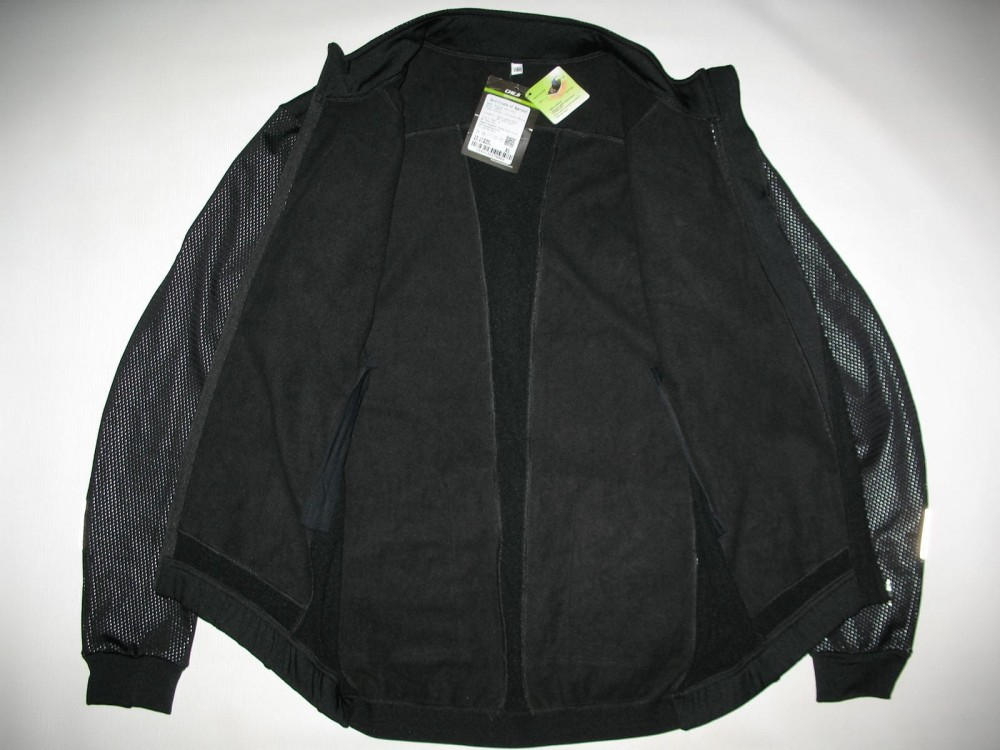 CHEJI cycling windstopper jacket (размер XL/L) - 6