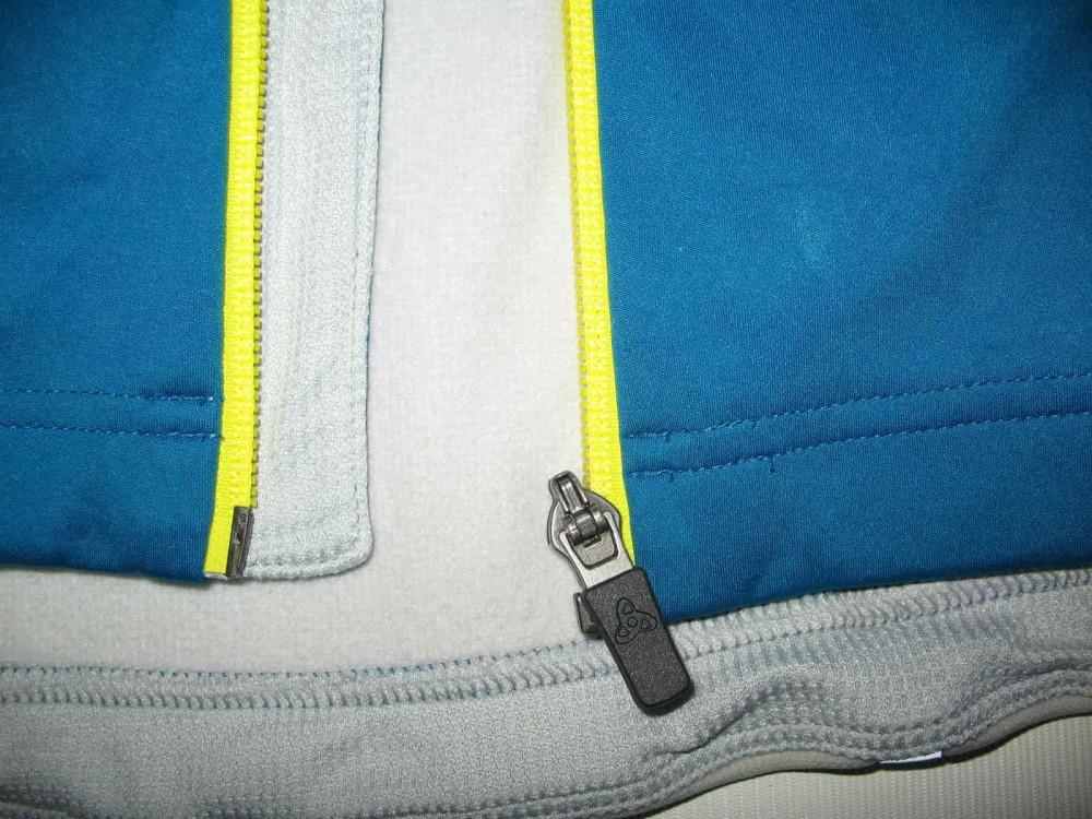 Куртка ODLO nagano windstopper jacket (размер L) - 6