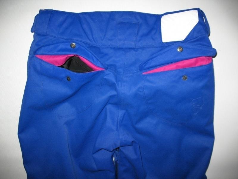 Штаны  SALOMON climapro 10/10 pants lady  (размер S) - 6