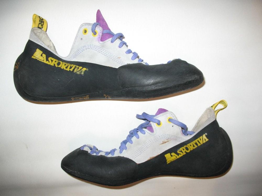 Скальные туфли LA SPORTIVA climbing shoes (размр EU45) - 3