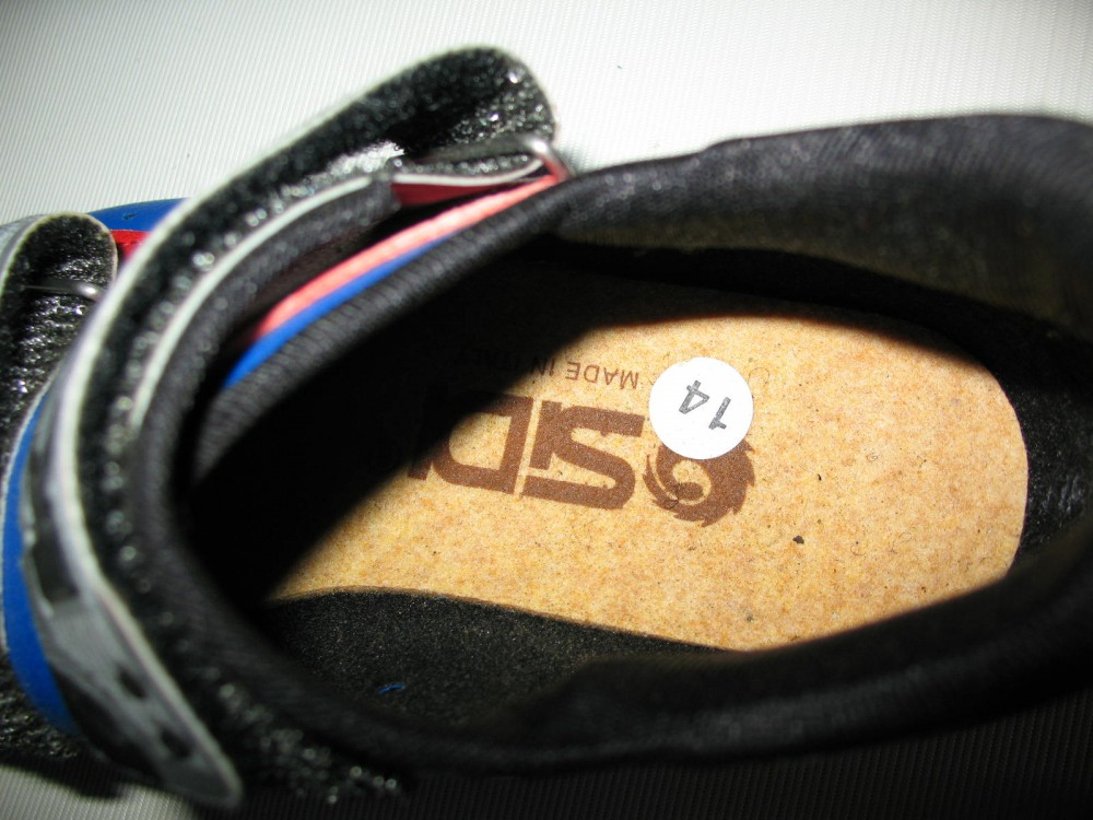 Велотуфли SIDI t-1 triathlon shoes (размер EU36(на стопу 220 mm)) - 9