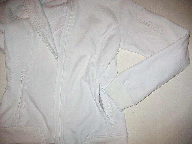 Кофта SALOMON fleece hoodies lady  (размер M) - 9