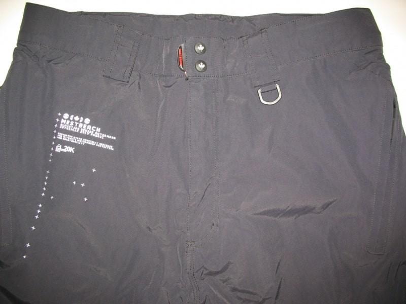 Штаны WESTBEACH 20K ski-snowboard pants (размер L) - 9
