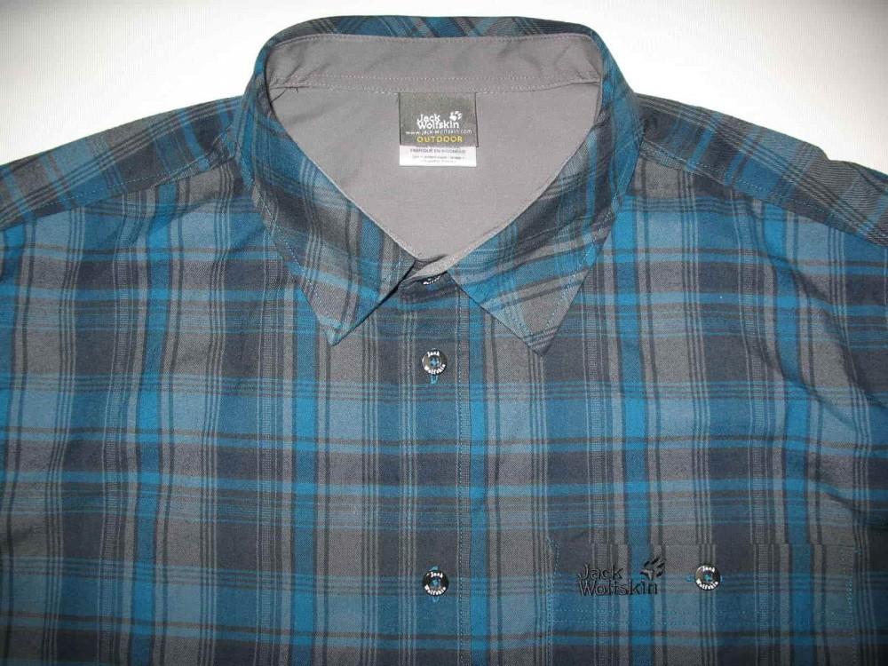 Рубашка JACK WOLFSKIN viewpoint shirt (размер XL) - 6