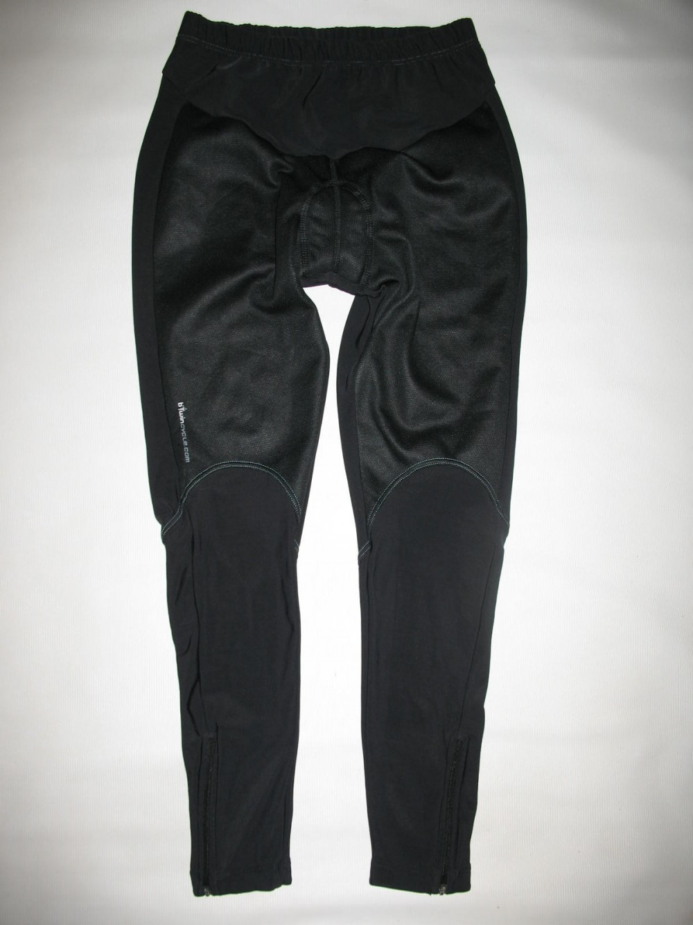 Велобрюки BTWIN collant sport thermal pants lady (размер L/M) - 1