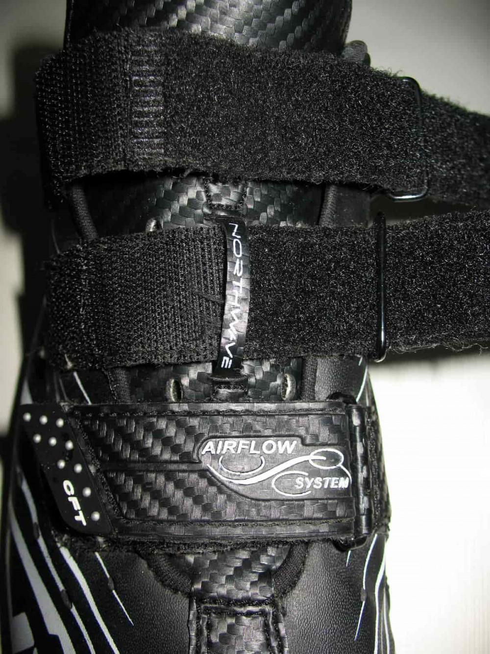 Велотуфли NORTHWAVE revenge road shoes (размер US9,5/UK8,5/EU42(на стопу до 270 mm)) - 6