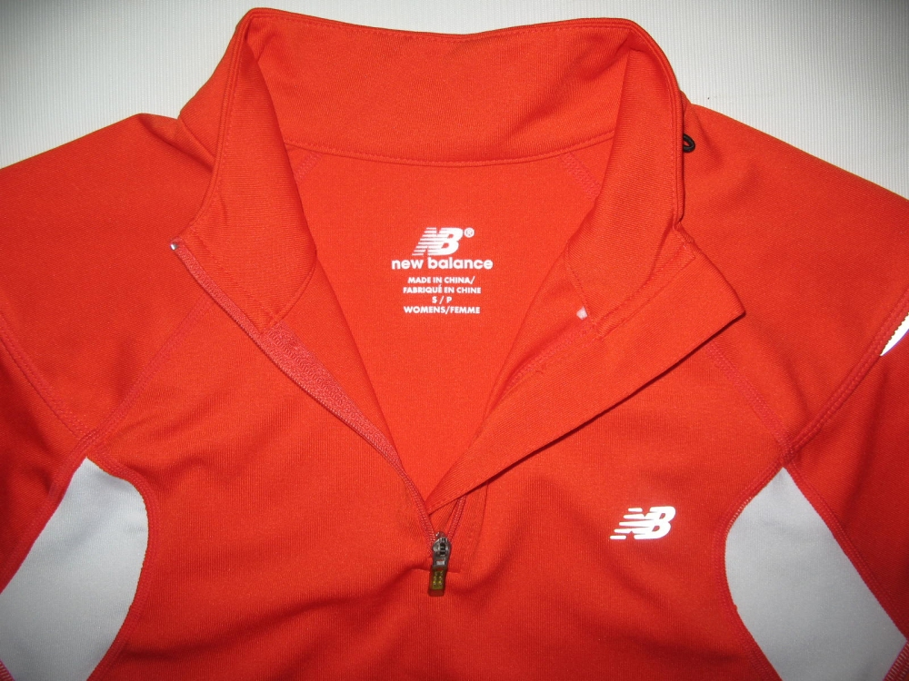 Футболка NEW BALANCE lightning dry jersey lady (размер S/М) - 3