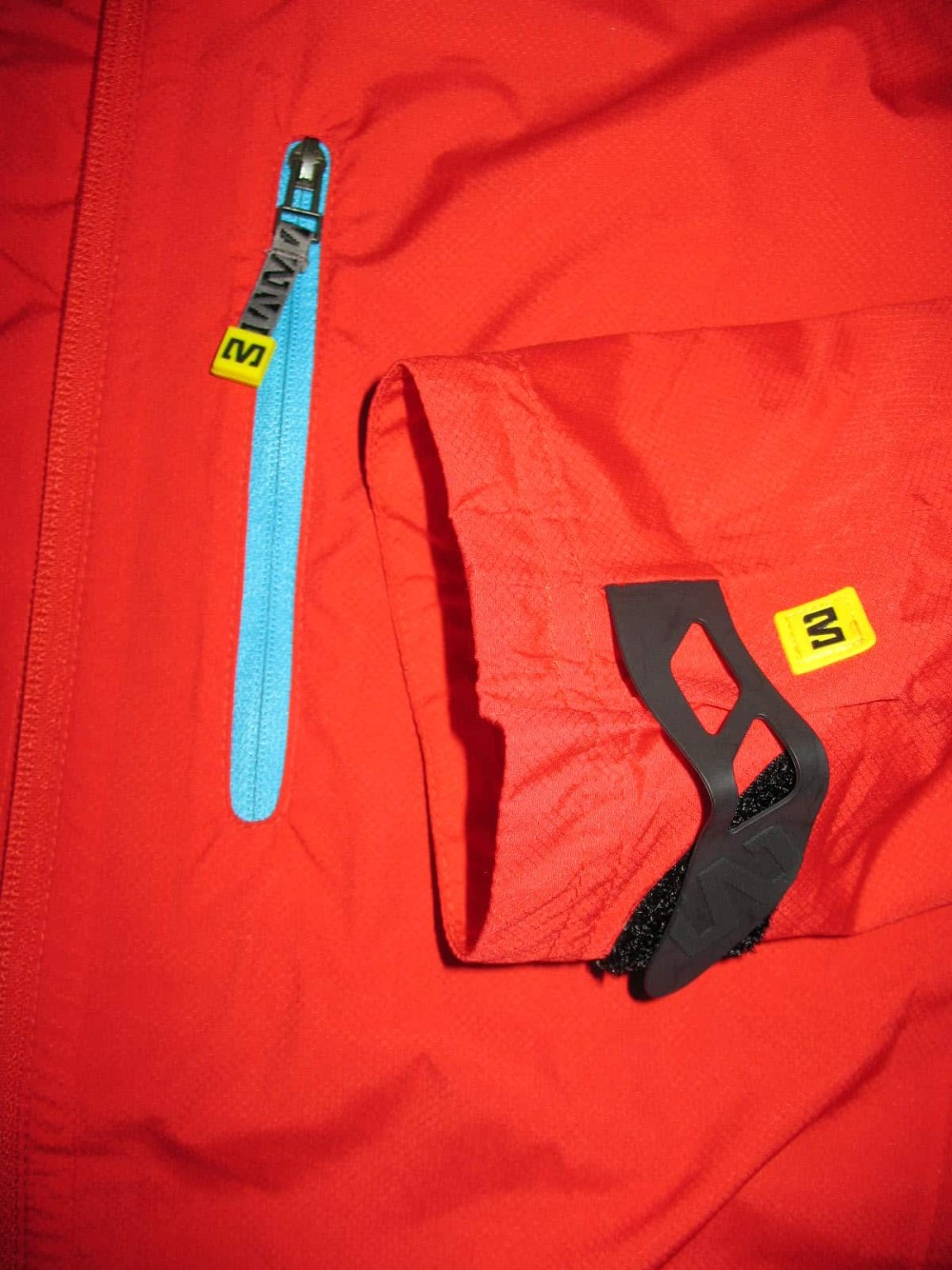 Куртка MAVIC rain cycling jacket (размер L) - 7