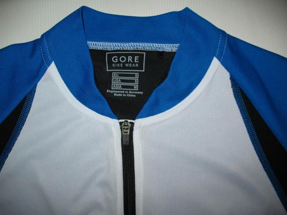 Веломайка GORE bike jersey (размер S) - 3