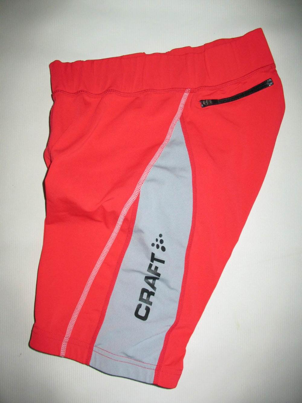 Велотрусы CRAFT cycling L3 shorts lady (размер M/S) - 2