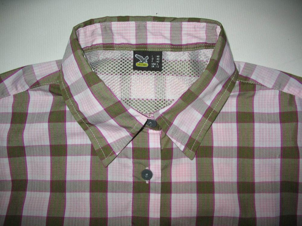 Рубашка SALEWA Hannah Dry shirt lady (размер L) - 3