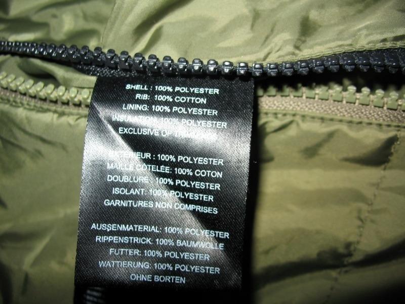 Куртка  ORAGE    Livingston Reversible Hoodie  jacket  (размер L/XL) - 11