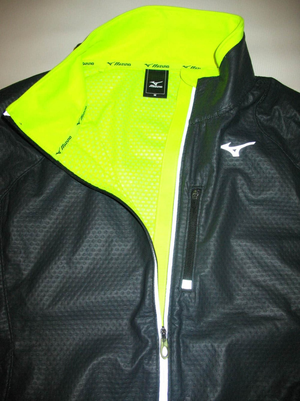 Куртка MIZUNO static BT softshell jacket (размер M) - 5