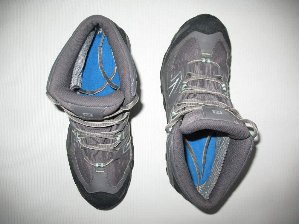 Кроссовки SALOMON gtx boots lady (размер US7,5/UK6/EU39,5(на стопу до 245 mm)) - 4