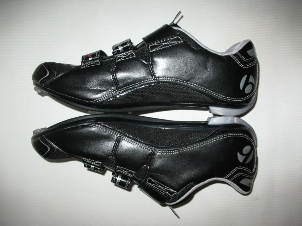 Велотуфли BONTRAGER race road shoes (размер US13/UK12/EU46(на стопу до 295 mm)) - 6