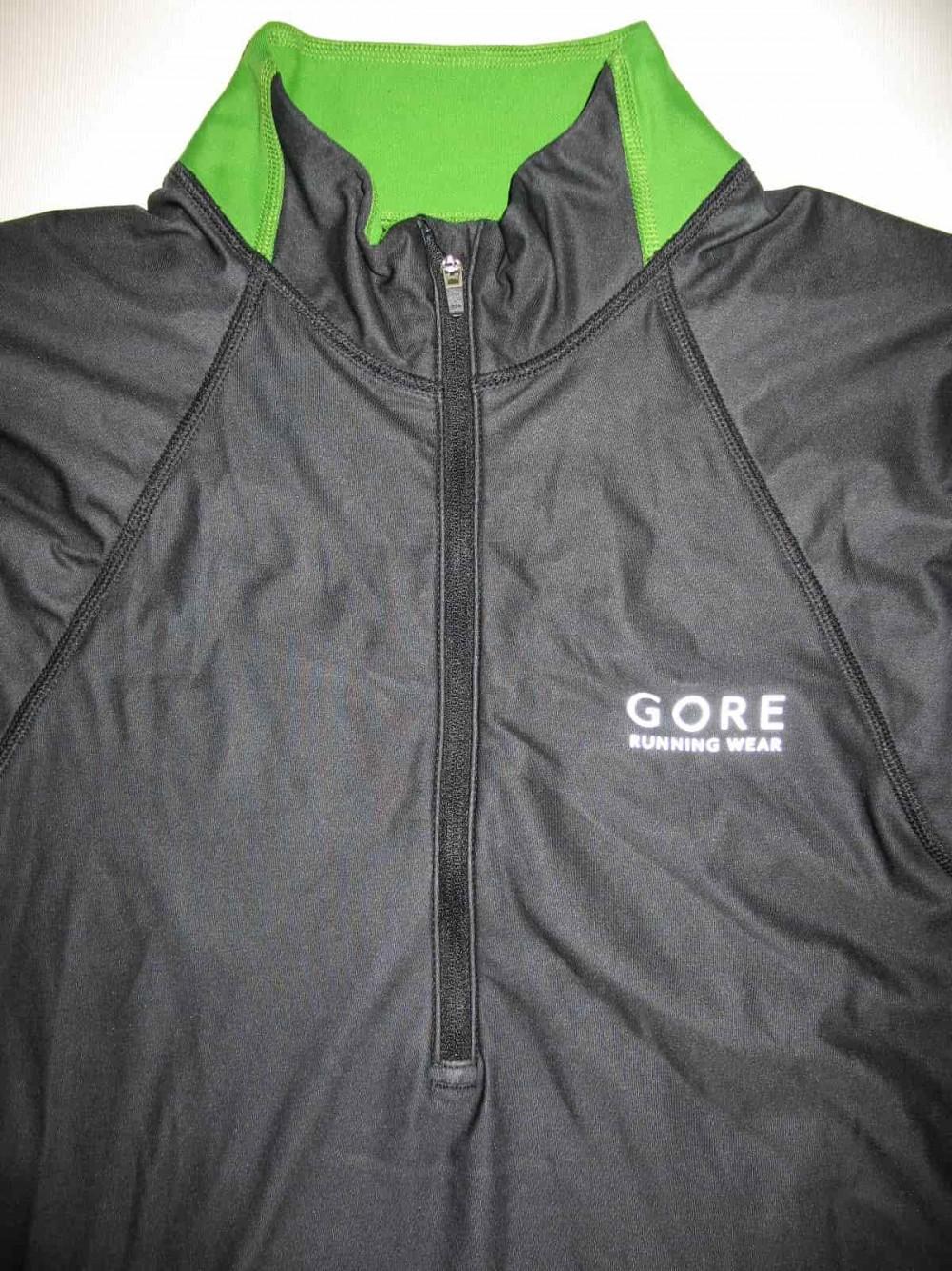 Куртка GORE running wear windstopper jersey (размер L) - 2