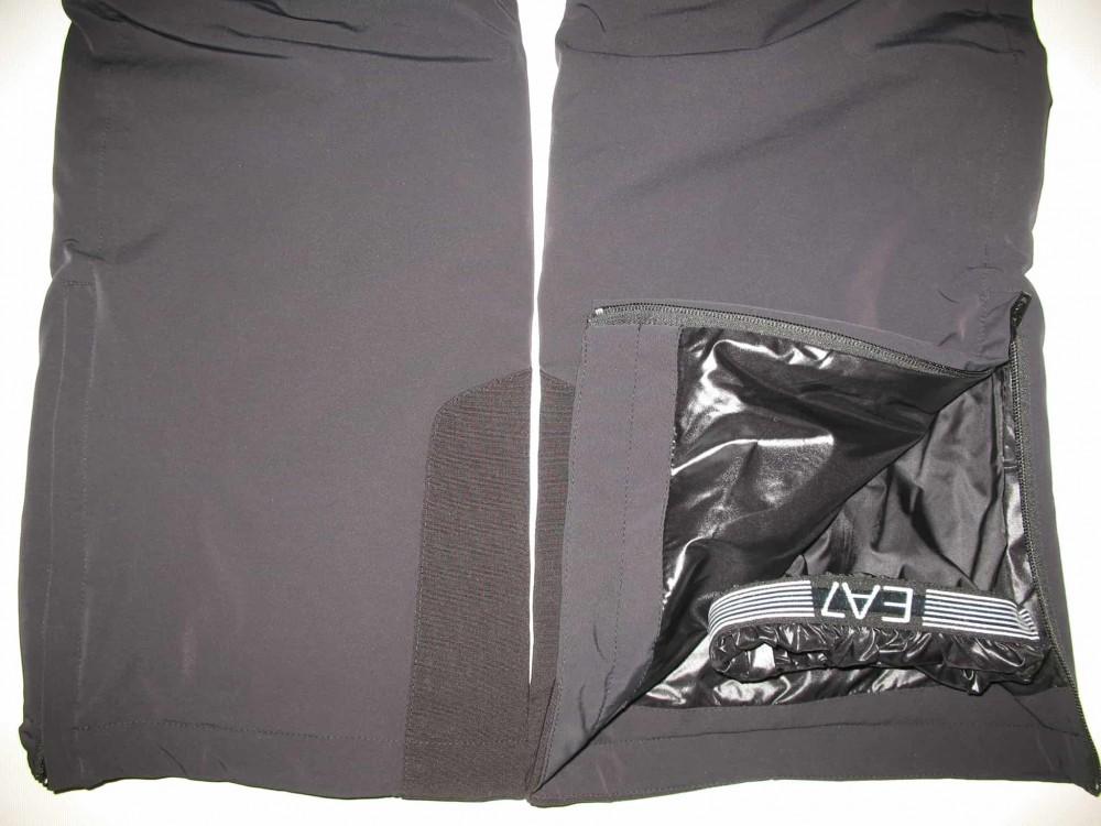Штаны EA7 emporio armani ski bib pants ( размер XL) - 13