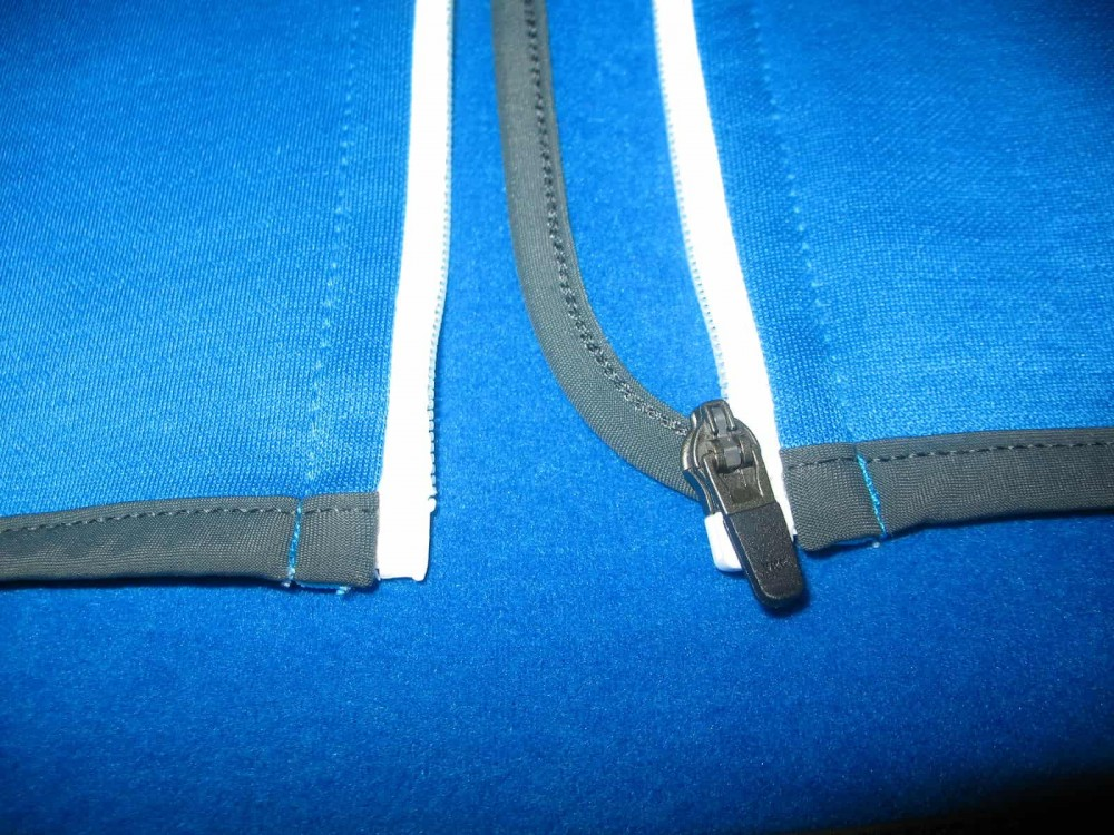 Жилет ORTOVOX merino fleece vest (размер S) - 5