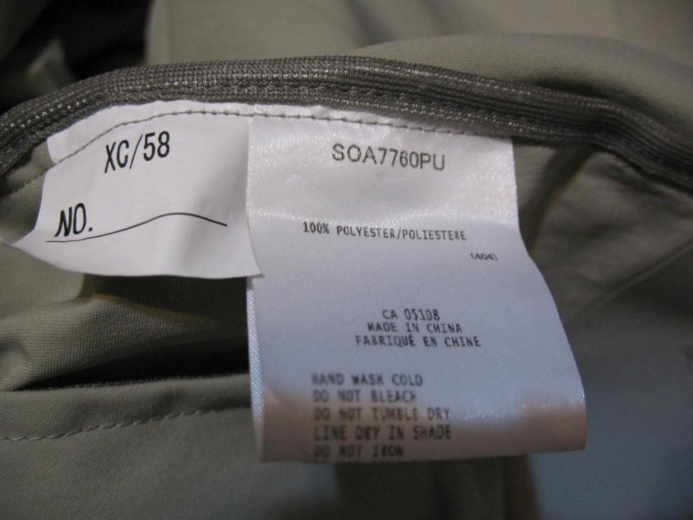 Штаны DESCENTE allterrain boa pants (размер 58-XL/XXL) - 8