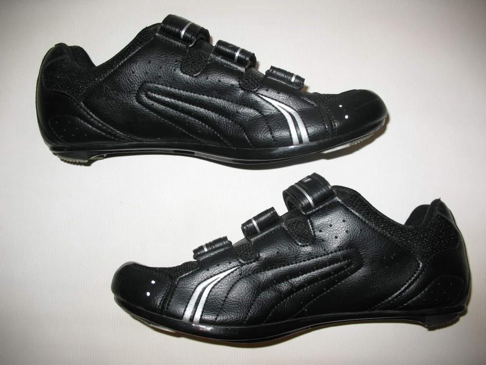 Велотуфли NALINI mako road cycling shoes (размер US11.5/UK11/EU45(на стопу до 295 mm)) - 4