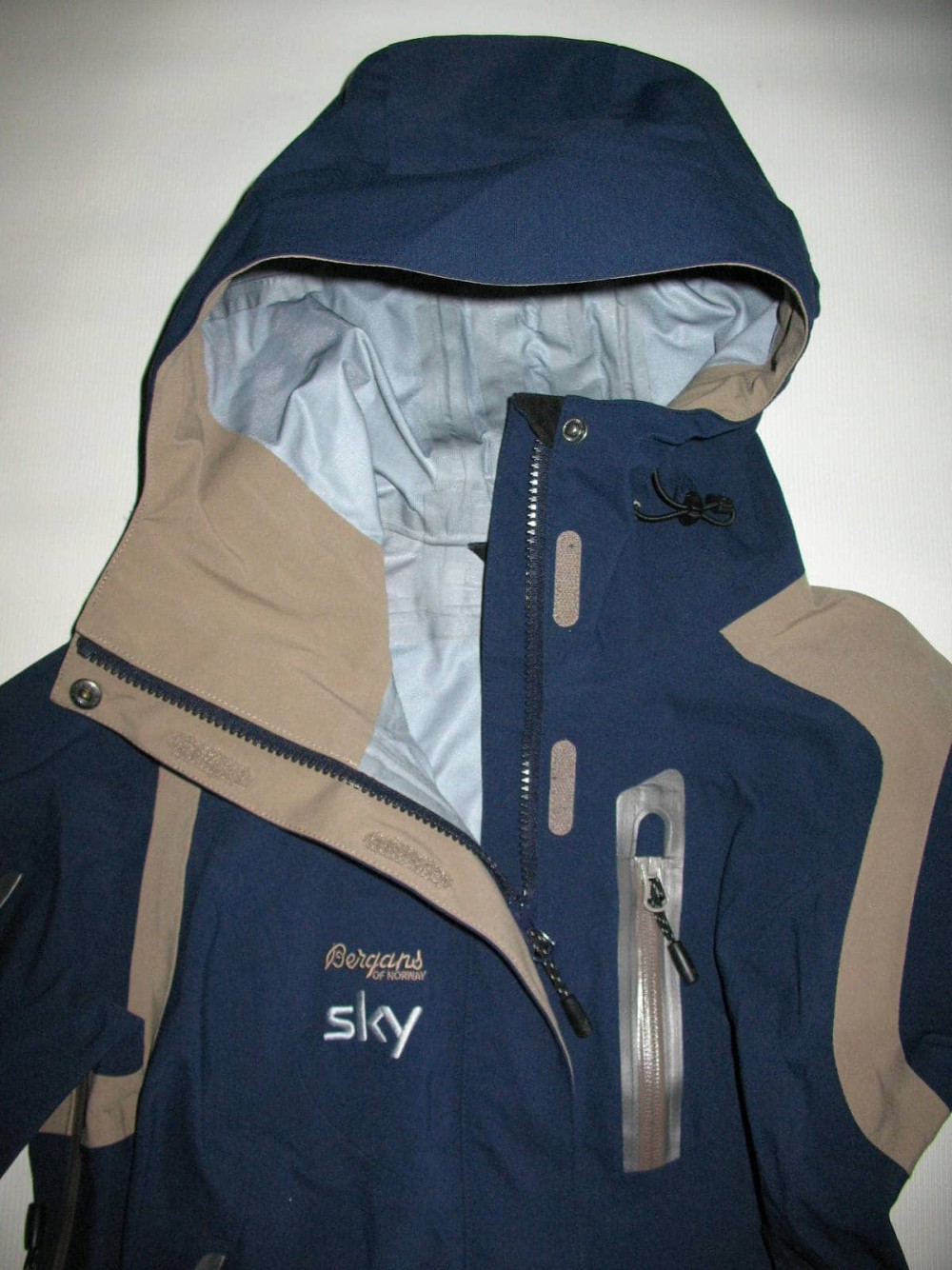 Куртка BERGANS litlos sky jacket lady (размер S) - 4