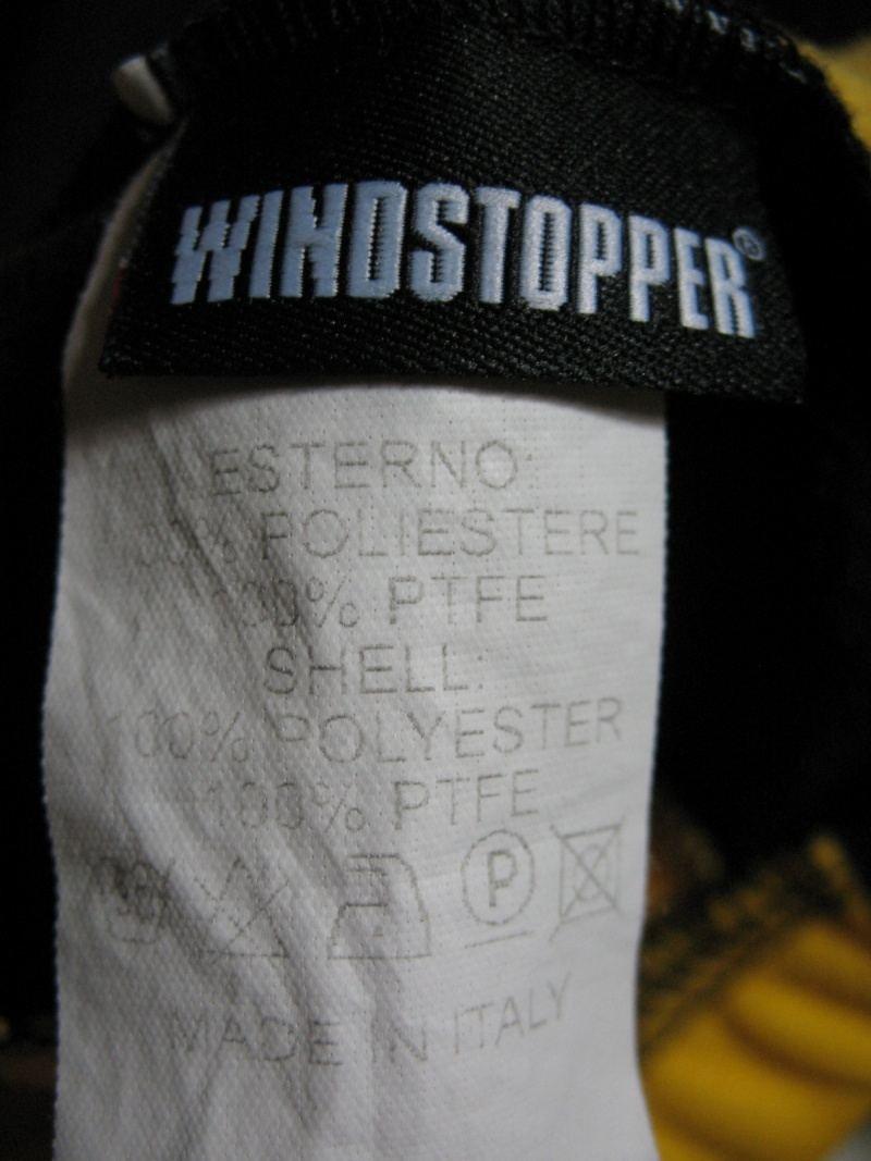Велокуртка AESSE windstopper bike jacket (размер L/M) - 8
