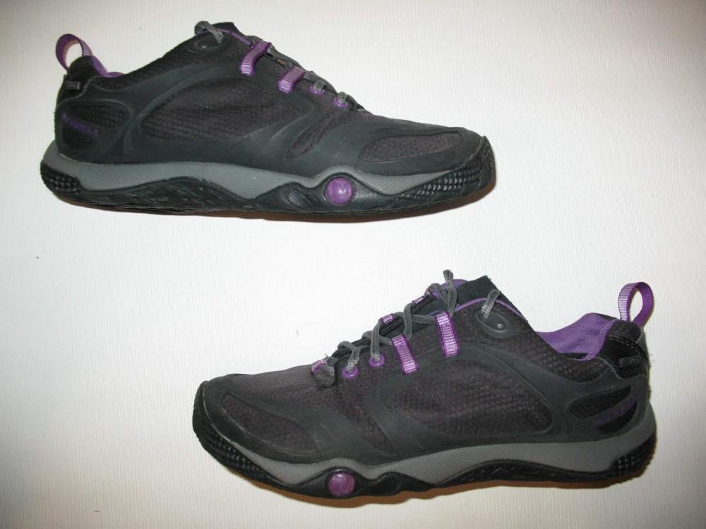 Кроссовки MERRELL proterra gore-tex hiking shoes lady (размер UK5,5/US8/EU38,5(на стопу до   250mm)) - 3