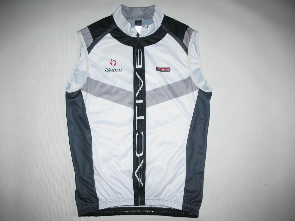 Веломайка NALINI active sleeveless jersey (размер М) - 9