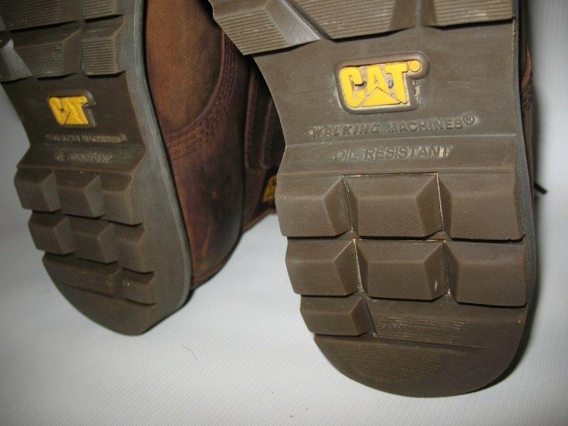 Ботинки CAT techni flex boots (размер UK6/US5/EU38(на стопу до 240mm)) - 9