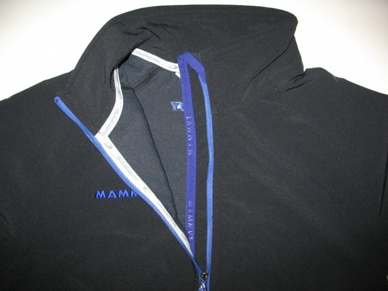 Кофта MAMMUT rundle softshell jacket lady  (размер M) - 4