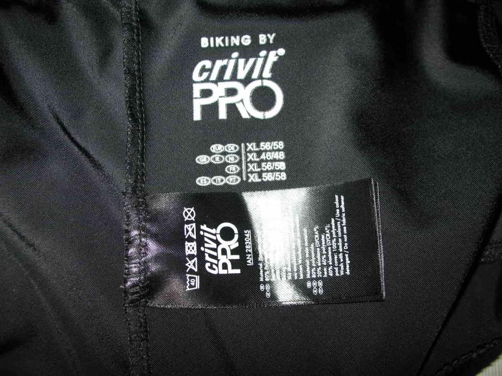 Велошорты CRIVIT pro cycling shorts (размер XL) - 4