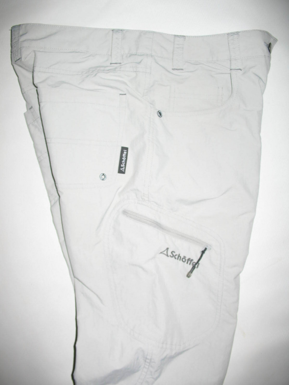 Штаны SCHOFFEL relax pants lady (размер M) - 4
