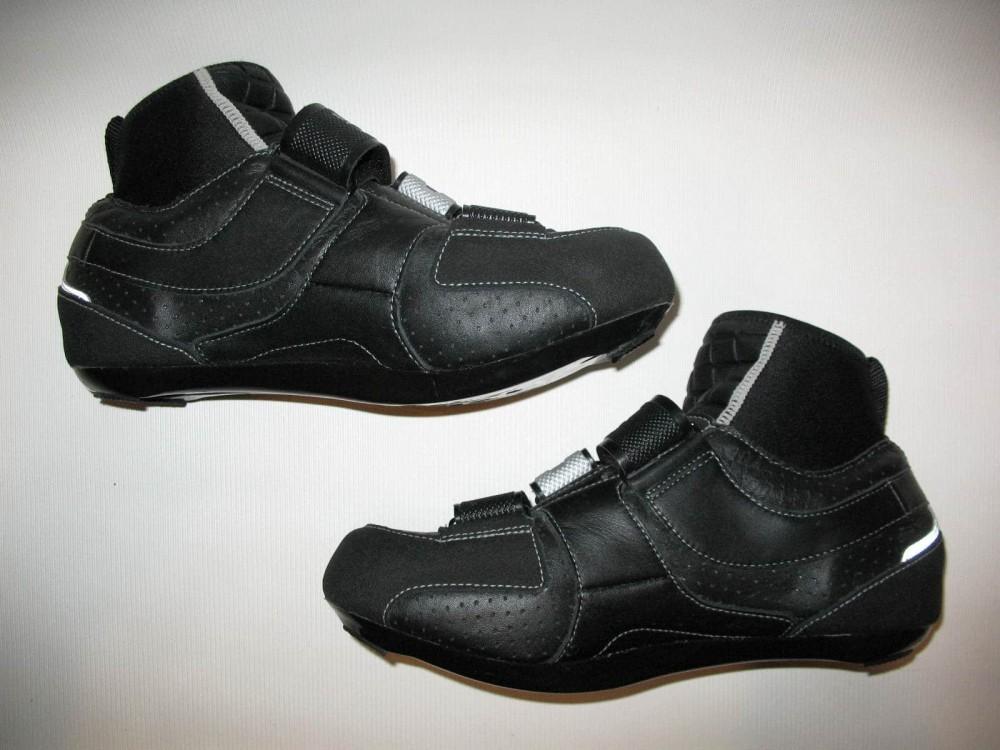 Велотуфли SHIMANO rw80 GTX shoes (размер US7,5;EU41(на стопу до 258 mm)) - 5