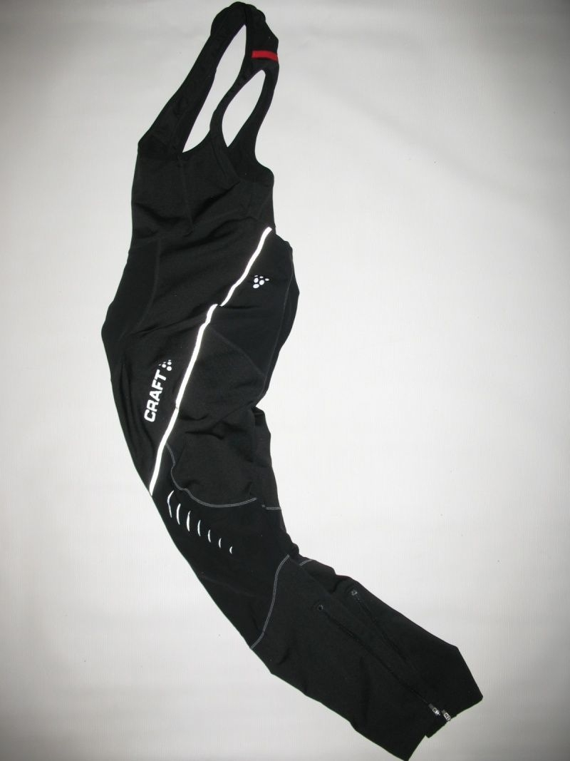 Комбинезон CRAFT Puncher Bike Thermal Bib pants  (размер M) - 7