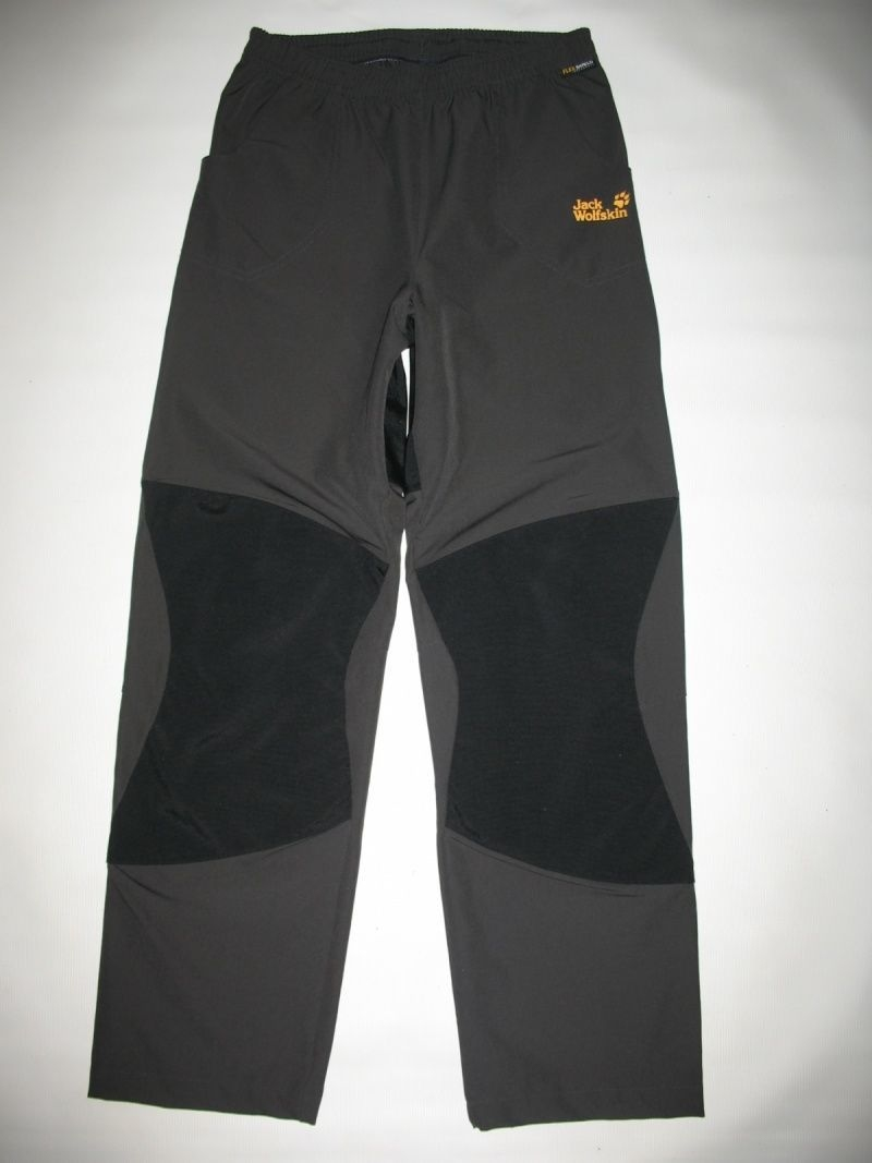 Штаны JACK WOLFSKIN rascal pant kids/unisex  (размер 164 см/взрослый XS/S)) - 1