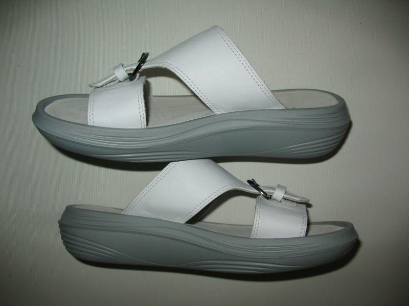 Шлепанцы KYBUN KyBOOT Guibin White W lady  (размер EU37) - 5