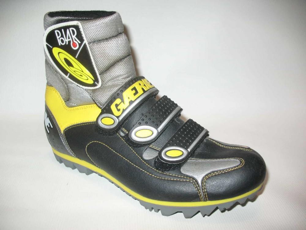 Велоботинки GAERNE polar MTB winter cycling boots (размер EU42(на стопу до 265mm)) - 1