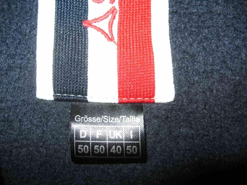Кофта SCHOFFEL hank fleece jacket (размер 50/L) - 9