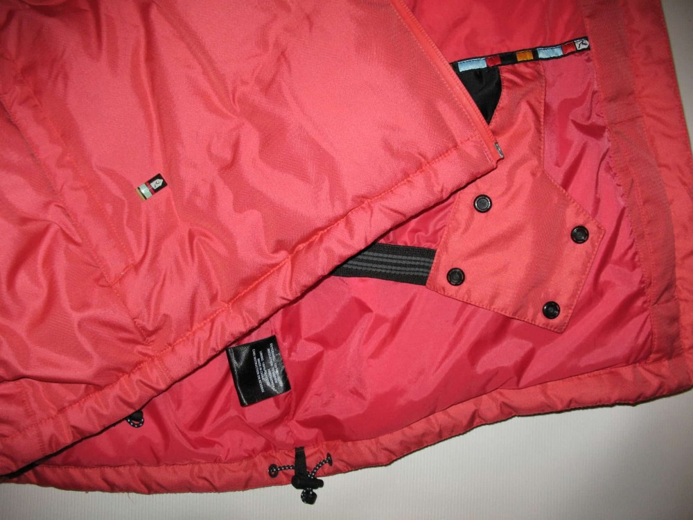 Куртка RUSTY snowboard down jacket   (размер L) - 9