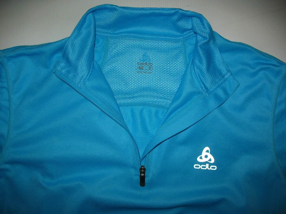Футболка ODLO run cycling shirt lady (размер S) - 2
