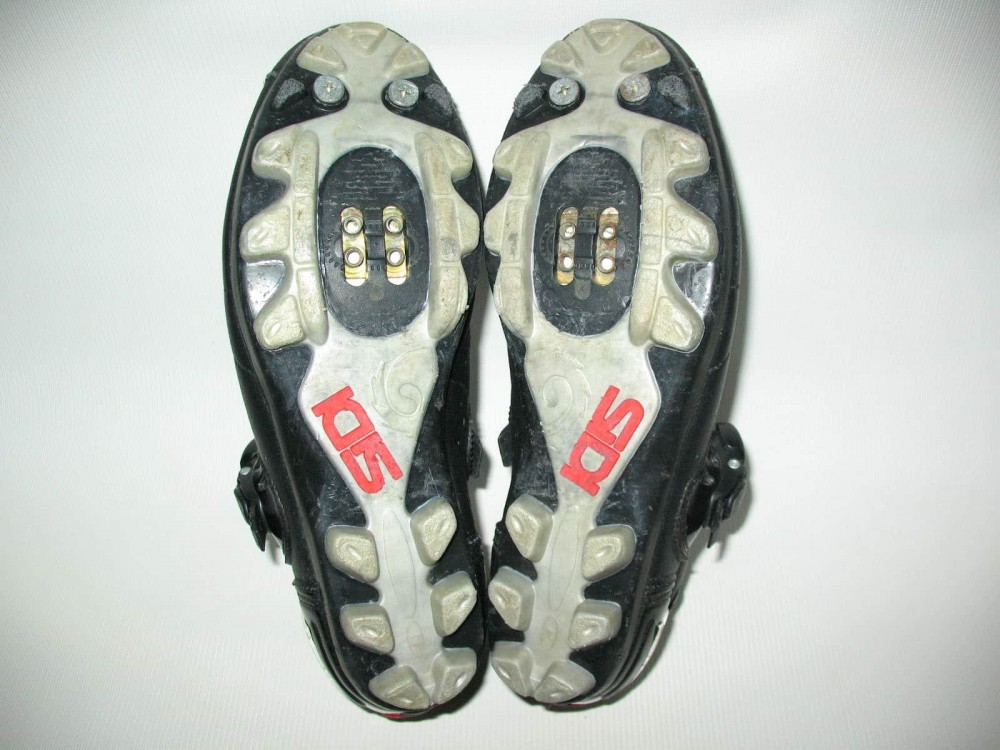 Велотуфли SIDI mtb shoes (размер EU41(на стопу до 250 mm)) - 6
