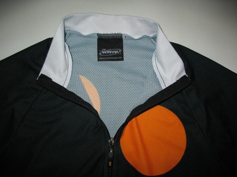 Футболка INVERSE bike jersey  (размер 4-L) - 2