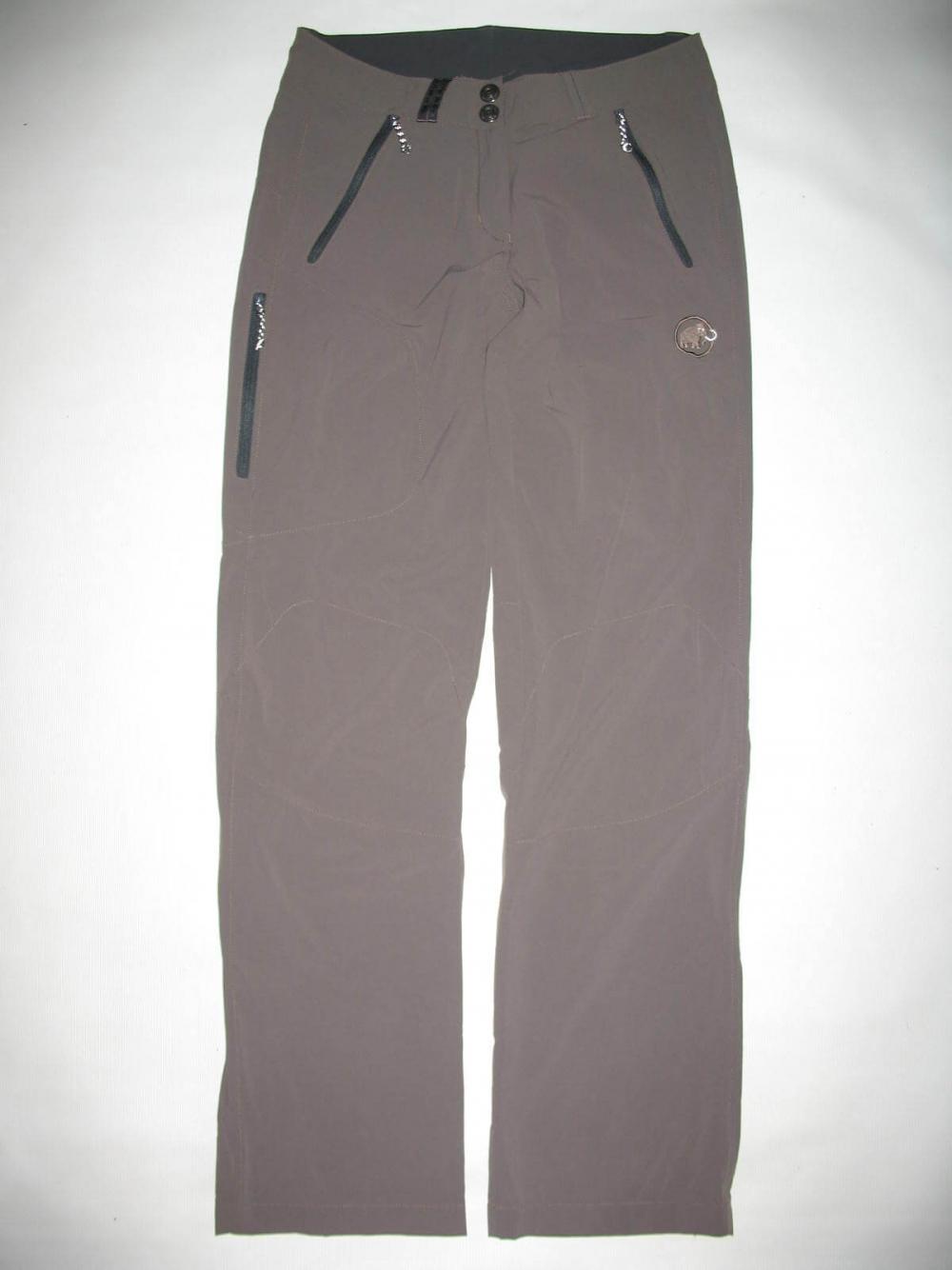 Штаны MAMMUT runje pants lady (размер S/M) - 2