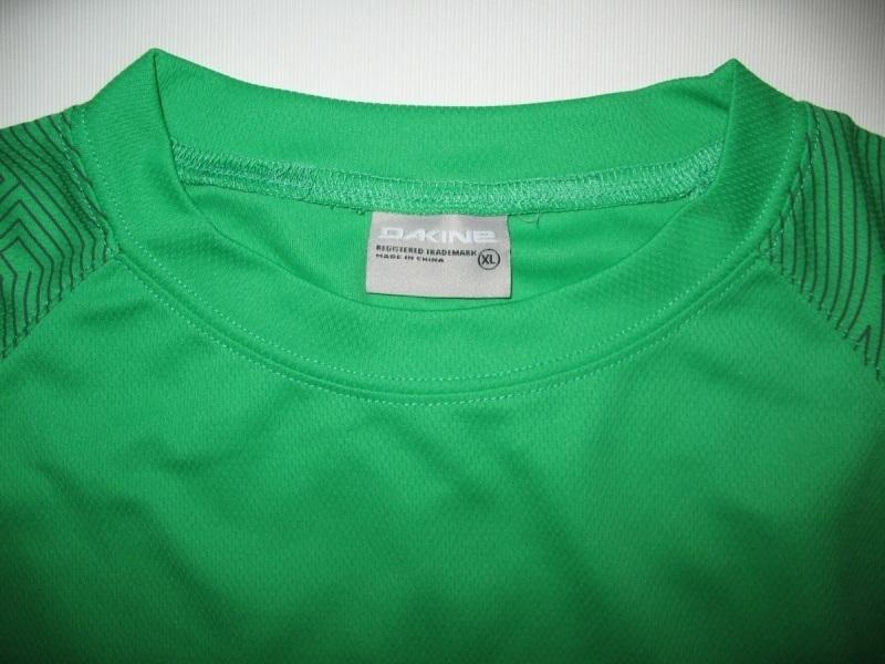 Футболка DAKINE rail jersey  (размер XL) - 2