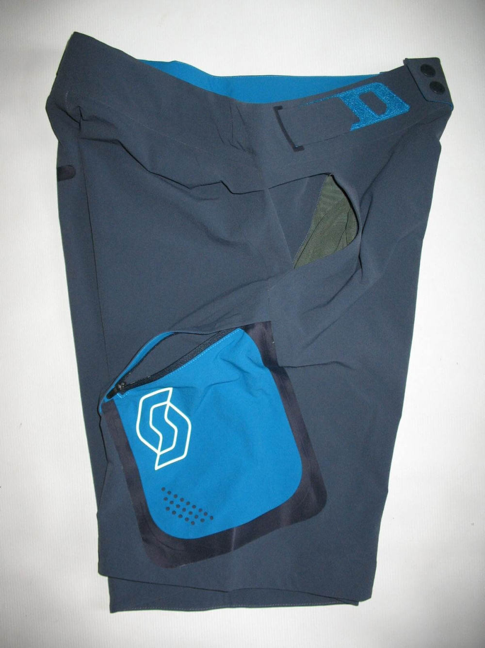 Велошорты SCOTT Trail MTN 10 cycling shorts (размер S) - 4